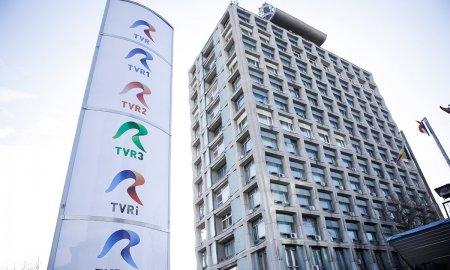 Umilinta televiziunii publice. La primele doua posturi ale TVR se uita 3,24% dintre romanii care deschid televizorul
