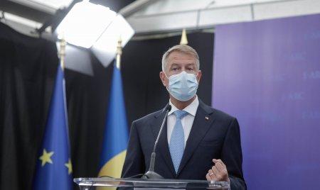 Iohannis, negativ la testul Covid. Vizita in Letonia se anuleaza, omologul sau a fost testat pozitiv