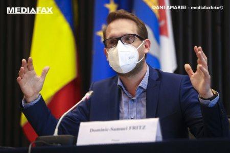Dominic Fritz cere demisiile lui Nicolae Bitea si Cosmin Sandru