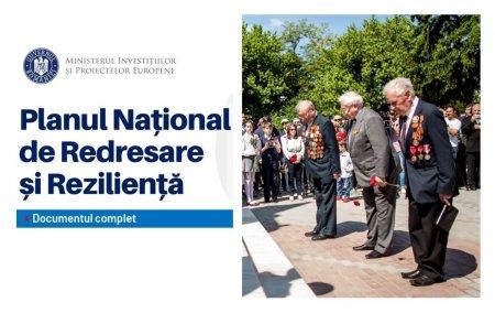 EXCLUSIV. In PNRR-ul Romaniei trimis la Bruxelles: Adio pensii speciale si militare din <span style='background:#EDF514'>APRIL</span>ie 2023