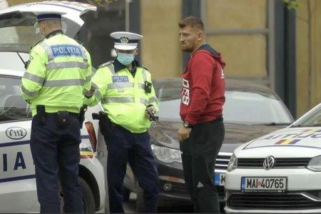 Catalin Morosanu, in razboi cu Politia Rutiera: Stateau baietii, zici ca apar ca ingerasii.... Astept sa vad video cu <span style='background:#EDF514'>INREGISTRAREA</span>