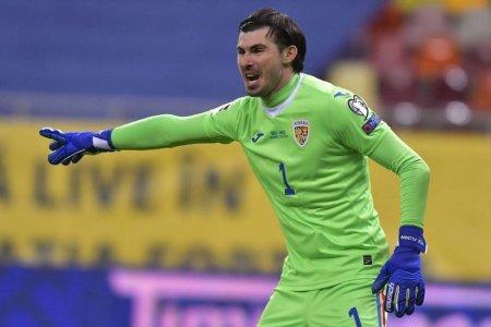 Florin Nita e in top 5 portari din preliminariile CM 2022! » La ce capitol il depaseste si pe Jan Oblak