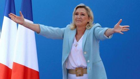 Marine Le Pen va demonta turbinele eoliene din Franta. Ce plan are daca va castiga alegerile