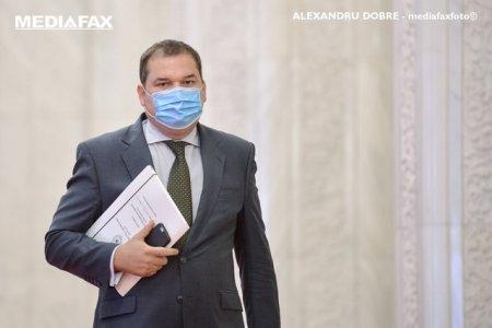 Ministrul interimar al Sanatatii, Cseke <span style='background:#EDF514'>ATTILA</span>, discuta vineri masura carantinarii pentru Bucuresti si Ilfov