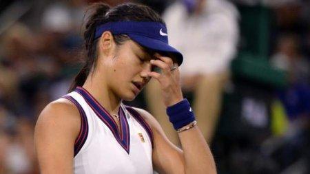 Emma Raducanu a renuntat la un turneu din perioada urmatoare