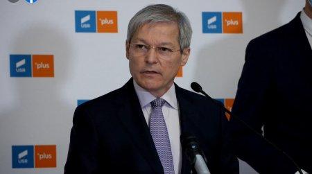Dacian Ciolos neaga ca ar exista o lista a ministrilor pentru un guvern minoritar USR: Asteptam sa vedem ce decid PNL si UDMR
