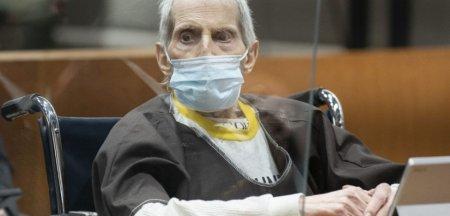 Robert Durst, milionarul american acuzat de crima, a fost condamnat la inchisoare pe viata