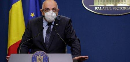 Arafat: Accesul la magazinele esentiale nu va fi conditionat de certificatul verde. Seful DSU nu crede ca se va ajunge la caran<span style='background:#EDF514'>TINAR</span>ea Bucurestiului