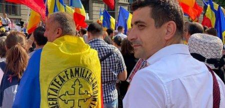 Euronews, despre George Simion: Faceti cunostinta cu artistul <span style='background:#EDF514'>GRAFF</span>iti devenit parlamentar care vrea sa vada Moldova si Romania unite