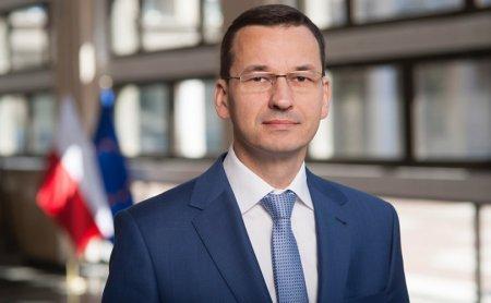 Premierul Poloniei: Suntem intr-un moment crucial, am putea spune ca suntem la o cotitura in istoria UE
