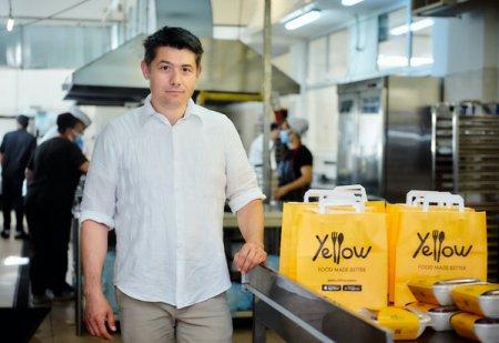 Restaurantul virtual Yellow.Menu intra mai puternic pe segmentul B2B cu doua noi servicii