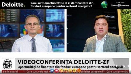 Conferinta Deloitte-ZF. Romania trebuie sa investeasca 23 mld. euro in energia verde pana in 2030. Companiile din energie abia asteapta sa faca investitii, dar au nevoie de politici clare care sa deblocheze finantarile