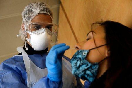 <span style='background:#EDF514'>TESTELE</span> pentru Covid-19 nu mai sunt gratuite in Franta pentru nevaccinati