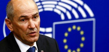 Schimb dur de replici intre premierul sloven si liderii UE. Jansa: Marionetele lui Soros / Prim-ministrul olandez: Un tweet de prost gust