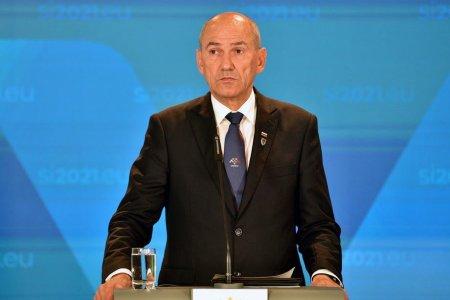 Premierul Sloveniei a numit mai multi europarlamentari marionetele lui Soros. Reactii de condamnare la nivel european
