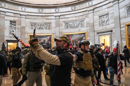 Ce ne spune o revolta de la Roma despre pericolele globale dezlantuite de asediul Capitoliului