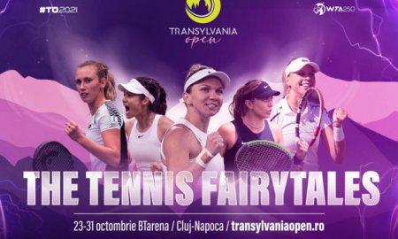 O dubla castigatoare de turneu de Mare Slem vine la Transylvania Open. S-a indragostit asta-vara de Romania