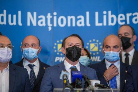 PNL trimite USR sa discute mai intai cu PSD si AUR sprijinul pentru noul Guvern