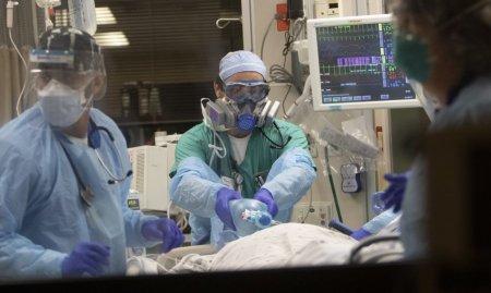 Un singur pat ATI mai e liber in tara pentru pacientii COVID