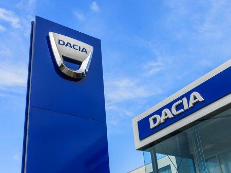 Vanzarile de autoturisme Dacia in Europa au inregistrat o scadere semnificativa