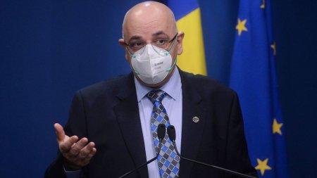 Raed Arafat, raport dezastruos al pandemiei in Romania: 404 copii internati cu COVID-19, 38 in ATI