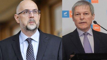 Kelemen Hunor il trimite pe Ciolos sa formeze guvern cu PSD si AUR