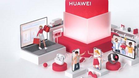 Peste 1,3 mil. de romani au facut upgrade la aplicatia My Huawei, in ultimele trei luni: Clientii pot beneficia de asistenta hardware si <span style='background:#EDF514'>DE RAS</span>punsuri rapide la intrebari legate de produsele Huawei