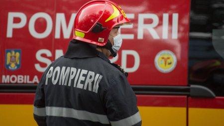 Pacienti evacuati, dupa ce un <span style='background:#EDF514'>APEL</span> la 112 a anuntat miros de fum la Spitalul Judetean Suceava