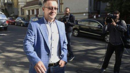 Sorin Blejnar este din nou un om liber. Fostul presedinte ANAF a iesit din spatele gratiilor mai devreme