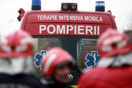 Incendiu la trenul de aterizare al unui avion pe Aeroportul din Cluj