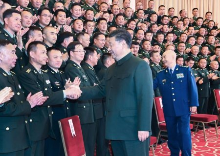 Presedintele Chinei: Daca oamenii sunt treziti doar pentru vot, dar sunt aban<span style='background:#EDF514'>DONA</span>ti dupa alegeri, o astfel de democratie nu este democratie