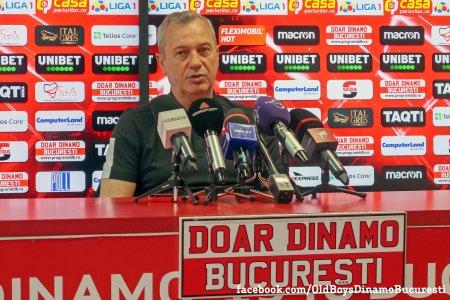 Mircea <span style='background:#EDF514'>REDNIC</span>, declaratii la cald dupa inca o infrangere a lui Dinamo