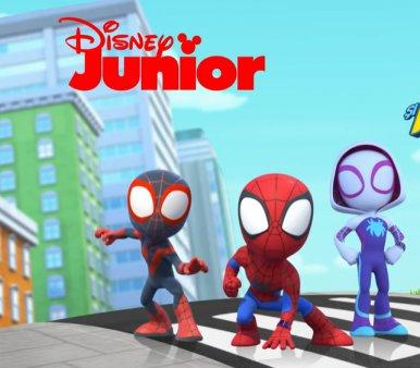 Primul serial Marvel pentru prescolari se lanseaza la Disney Junior (VIDEO)