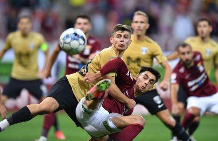 Rapid, singura impotriva campioanei » 3 metode prin care poate depasi diferenta fata de CFR Cluj