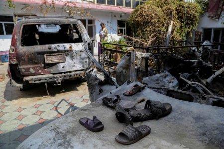 SUA propun sa despagubeasca familiile afganilor ucisi din greseala in atacul cu drona de la Kabul, soldat cu 10 morti