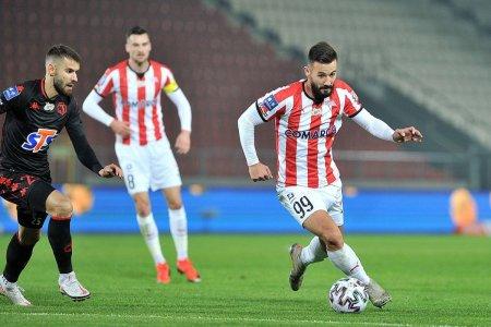 Primul transfer reusit de Dinamo dupa esecul de la Medias » Fotbalistul semneaza luni!