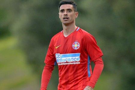 Adrian Stoian revine in Liga 1 » A fost prezentat oficial la noua echipa: Mult succes in tricoul ros-albastru