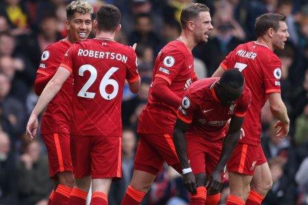 Cormoranii-n zbor iarasi au plecat! Liverpool, victorie nimicitoare pe terenul lui Watford, la debutul lui Ranieri
