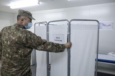 Medic: Leonard Azamfirei: Este nevoie de medici militari in Romania; pandemia a aratat ca ei au venit si au pus umarul