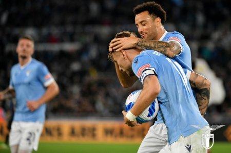 Lazio provoaca prima infrangere pentru Inter <span style='background:#EDF514'>MILANO</span>