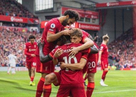 Wat<span style='background:#EDF514'>FORD</span> vs Liverpool 5-0. Cormoranii, neinvinsi in acest sezon din Premier League