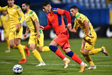 FCSB era gata de orice in meciul cu CS Mioveni: L-am intrebat pe Vlad daca a mai facut asta