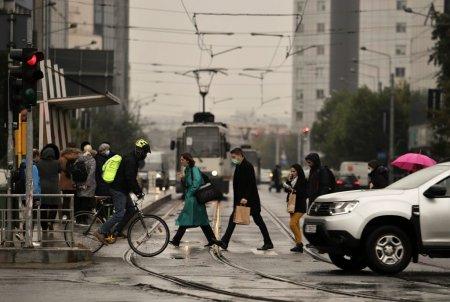 Rata de infectare din Bucuresti continua sa creasca. Nou nivel record de la inceputul pandemiei