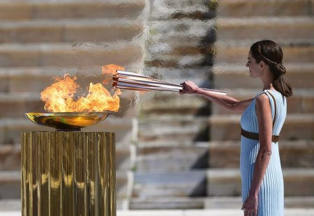 Ceremonia aprinderii flacarii olimpice pentru Jocurile de iarna de la Beijing va fi fara spectatori, din cauza pandemiei