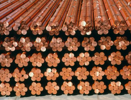 Criza din energie duce la cresterea preturilor mondiale ale metalelor. Pretul cuprului s-a apropiat de maximul ultimilor 10 ani
