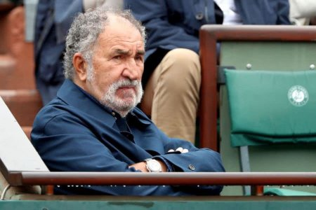 Țiriac vrea un turneu ATP la Bucuresti » Cand ar putea avea loc