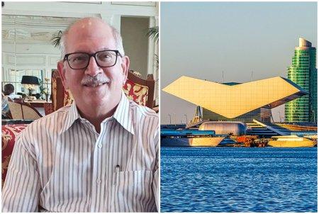 Corespondenta din Dubai. Aventura in Romania a americanului angajat sa faca cea mai mare biblioteca din lumea araba: Oamenii imi cereau Nescafe si blugi