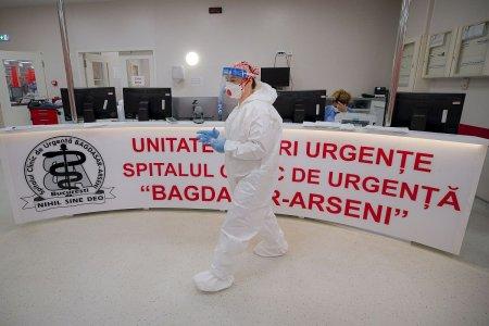 Un nou compar<span style='background:#EDF514'>TIME</span>t ATI, cu 15 paturi, a fost deschis la Spitalul Bagdasar-Arseni din Bucuresti