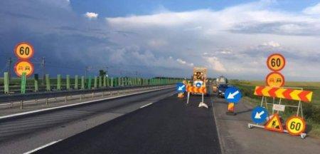 Viteza maxima admisa pe aut<span style='background:#EDF514'>OSTRA</span>zi si drumuri expres ar putea fi mai mare. Ministerul Transporturilor a solicitat MAI cresterea limitei