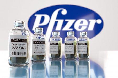 Peste 300.000 de doze de vaccin produs de Pfizer ajung in tara. Romania a primit 13.374.719 de doze